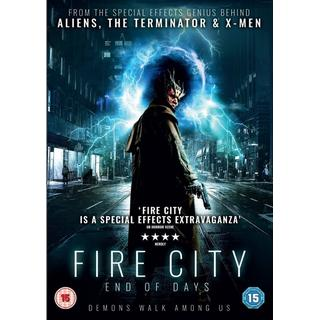 Fire City: End of Days [DVD]